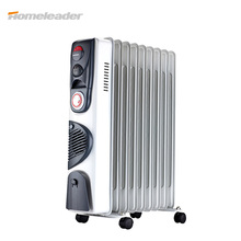 2500W Electric Heaters Household Oil Filled Heater
