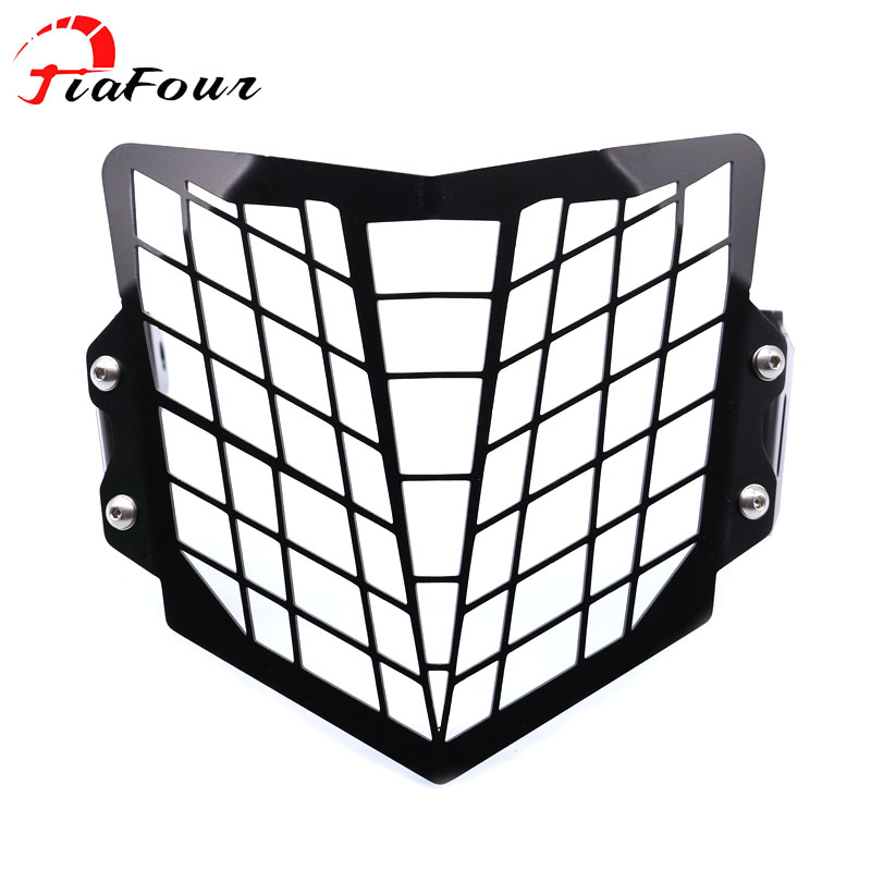 grille headlight protector guard For HONDA CRF250L CRF250M 2012-2017 crf 250l mocorcycle accessories lense cover for honda cb400 vtec 1999 2012 radiator grille guard cover protector