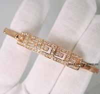 роза золото цвет бренд дизайн оправы г стиль Австрии rustle леди браслет оптовая