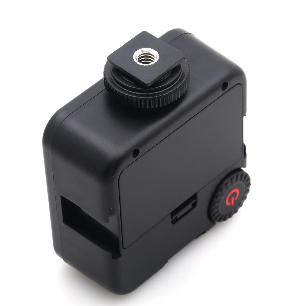 Mini DC 3V 5 5W 49 LED Video Camera Light Panel Lamp 6000K for Canon Nikon DSLR Camera Camcorder DVR DV Photography in Photographic Lighting from Consumer Electronics