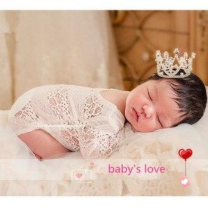 Dla dzieci dziewczyna korona korona do włosów dla dzieci ze stopu korona biżuteria noworodka photogarphy rekwizyty dziecko zdjęcie strzelanie akcesoria
