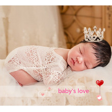baby girl crown hair childrens alloy jewelry newborn photogarphy props photo shooting accessory