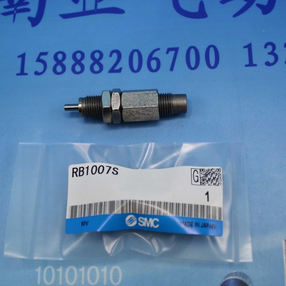 все цены на RB1007S SMC Buffer bumper Auxiliary components pneumatic component air tools RB series онлайн