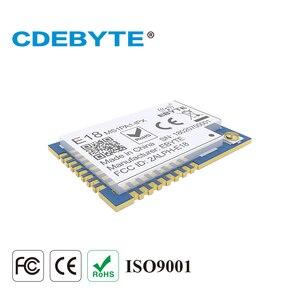 Image 4 - E18 MS1PA1 IPX Zigbee CC2530 2,4 Ghz 100mW IPX Antenne IoT uhf Wireless Transceiver 2,4g Sender Empfänger Modul CC2530 PA
