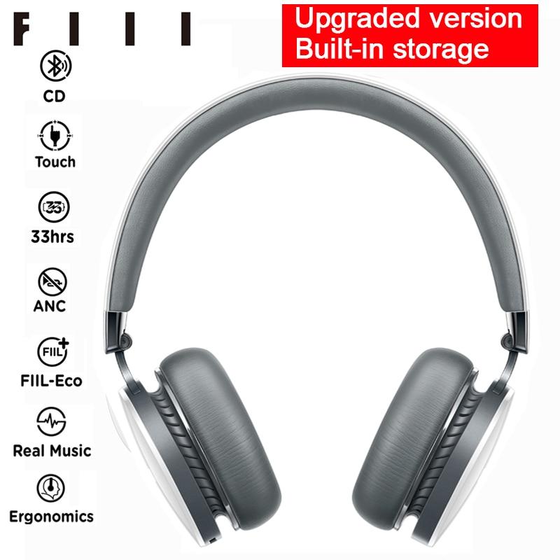 FIIL CANVIIS Pro/DIVA Pro casque Bluetooth 4.1 HiFi actif suppression de bruit casque de haute qualité pour les mélomanes casque