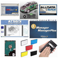 Alldata Auto Repair Software alldata and mitchell ondemand software All data 10.53 Car repair data Vivid work shop 23in1TB HDD