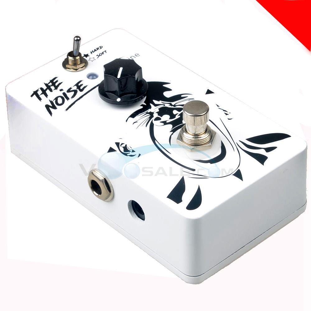 Caline CP-39 Noise Gate Guitar Effect Pedal Aluminum Alloy Guitar Effect Accessaries with Ture Bypass caline cp 29 guitar effect pedal mixing boost white heat true bypass design