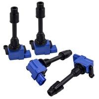 4PCS New Ignition Coil Pack for Nissan 200SX S15 for Silvia SR20 SR20DET 22448 91F00