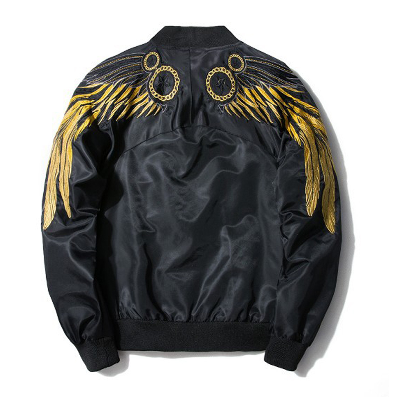 2017-New-Spring-Bomber-Jacket-Black-Angel-Wing-Embroidery-Men-Streetwear-Thin-Outerwear-Coats (1)