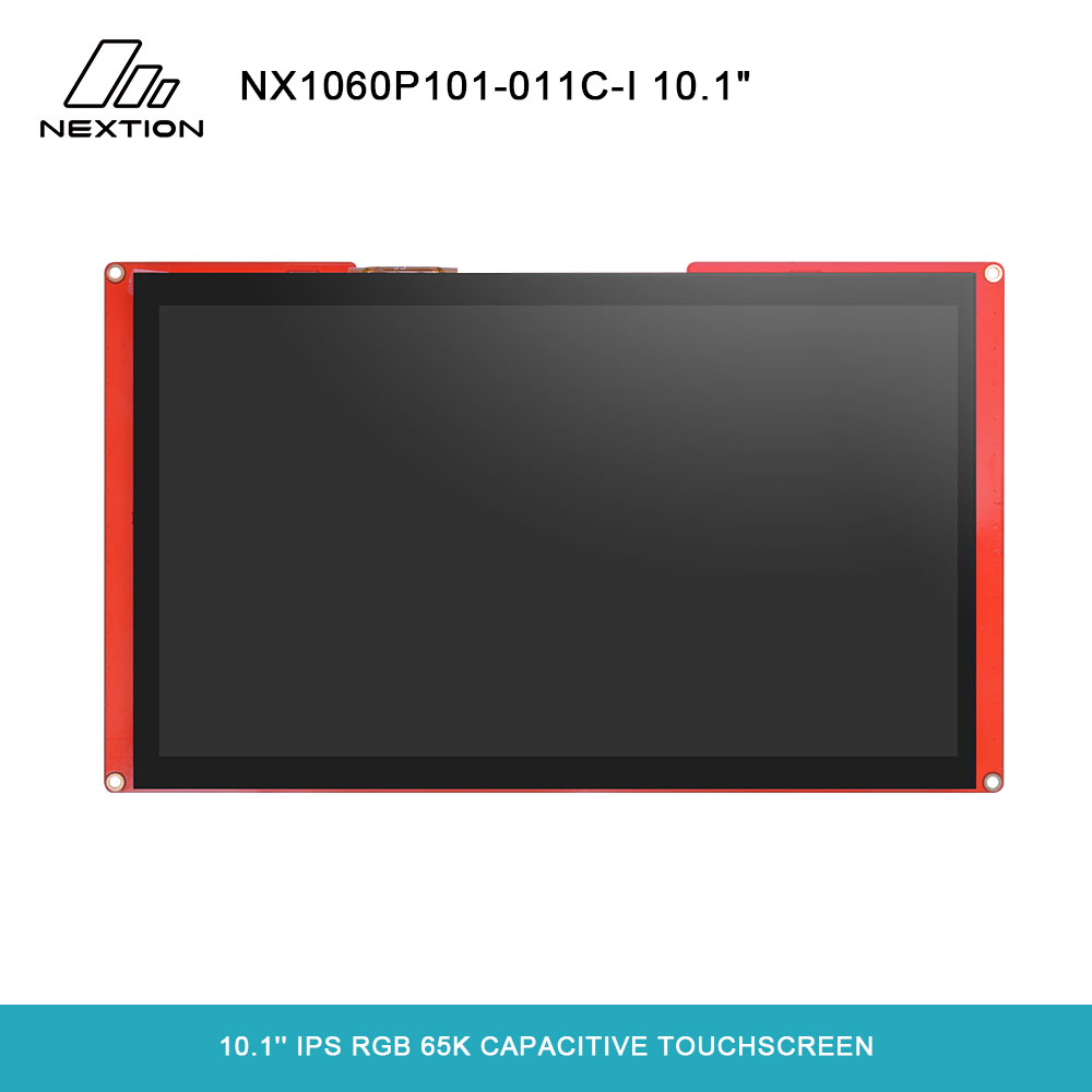 NEXTION NX1060P101-011C- I 10.1'' Nextion Intelligent Series Multifunction HMI Capacitive