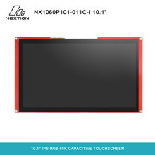 NEXTION 10.1 LCD Display Modul NX1060P101 011C ICH Multifunktions HMI Kapazitiven Touch Display Modul Intelligente Serie