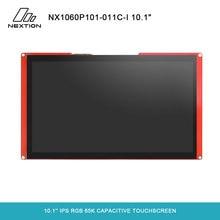 NEXTION 10.1 moduł wyświetlacza LCD NX1060P101 011C  I wielofunkcyjny pojemnościowy ekran dotykowy HMI inteligentna seria