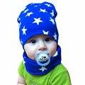 1 Unidades Otoño Invierno Crochet el Sombrero Del Bebé, Niña, Niño Tapa Gorros Bebé Infantil Niños Niños Sombrero Bufanda Collares, gorros infantiles invierno