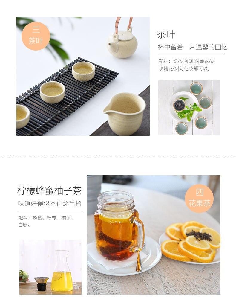 Hervidor Agua Electrico Health Pot Automatic Thickening Glass Electric Kettle Boiling Flower Tea Pot Boiling Pot Black Tea Tea 13