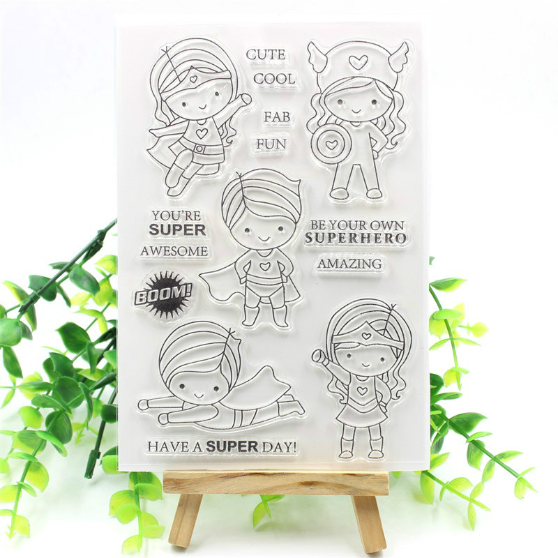 1pc New Clear Stamps Scrapbook Paper Craft Clear stamp scrapbooking сумка braccialini braccialini br001bwzkm85