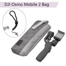 Сумка Для Хранения Чехол для Zhiyun Smooth Q Smooth 4 для DJI OSMO Mobile 2 xiaomi Mijia 3-Axis карданный стабилизатор аксессуары
