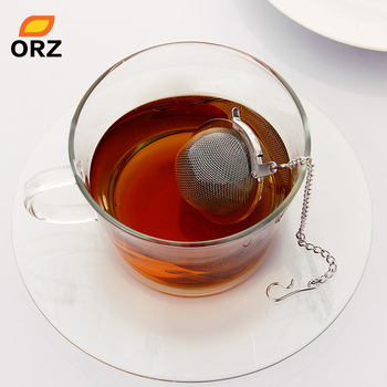 Tea Infuser Bag Stainless Steel by ORZ