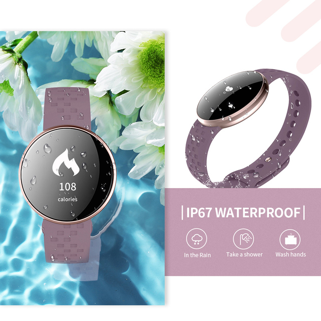 Auto Wake Screen GPS Smart Watch 3