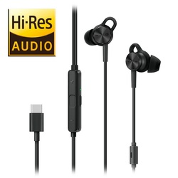 Original Huawei CM-Q3 Active Noise Canceling Earphones digital Type-C in-ear headset free shipping