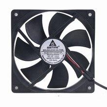 1 шт. gdstime DC 5 В USB 1500 об./мин. 120 мм 120×25 мм 12025 S охладитель бесколлекторный Вентилятор охлаждения