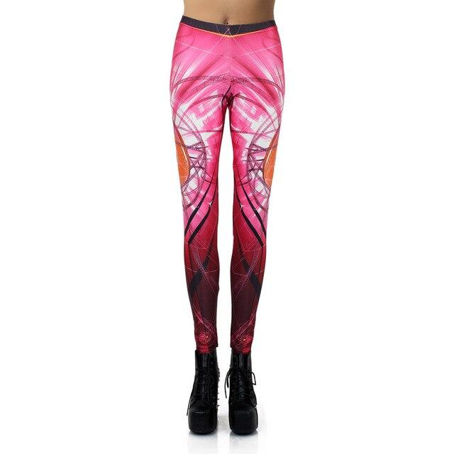 Sportlegging Roze.Roses Pink 3d Graphic Full Print Leggings Women S Clothing Ladies