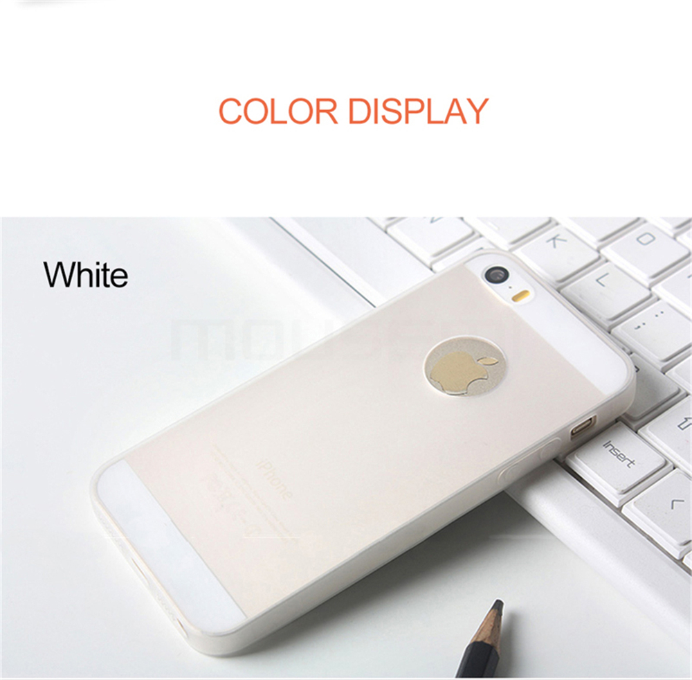 MOUSEMI Phone Cases Silicone 5S se For iPhone Case Candy For iPhone 5s se 5 Case Cute Silicone Pink Soft Luxury Matte Coque 5s 5 (8)