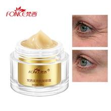 Fonce крем для глаз против морщин Укрепляющий крем маска для глаз удалить темные круги лечения анти отечности влаги дневной и ночной крем 20 г