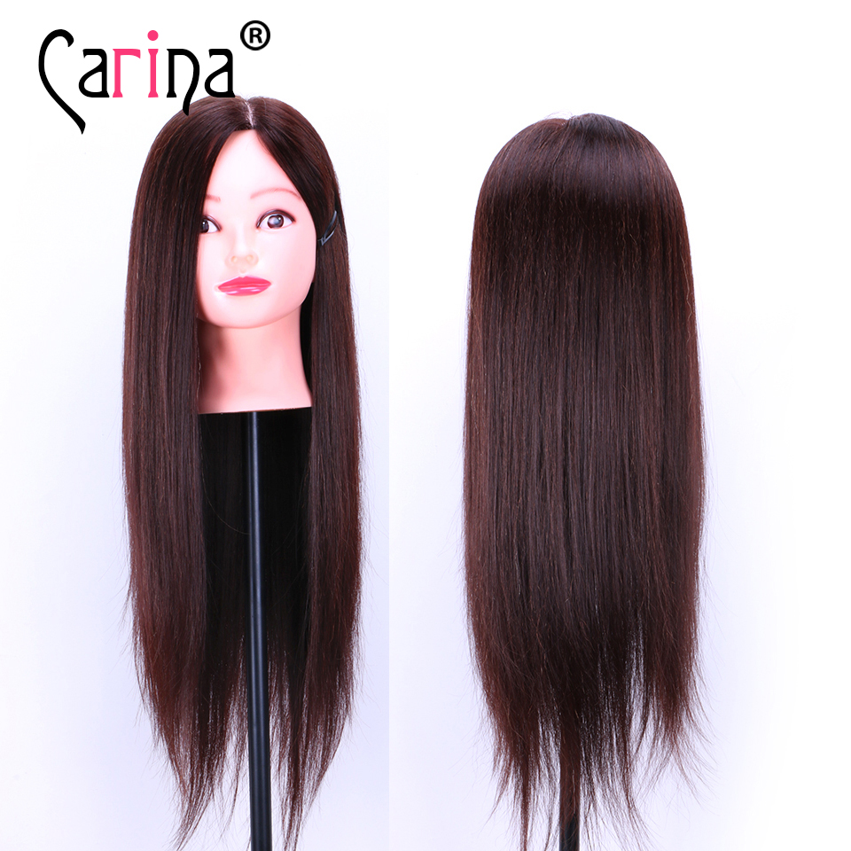 human hair styling 80 human hair mannequin hairdress with 3100