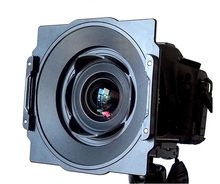 Wyatt Алюминий 150 мм квадратных держатель фильтра Поддержка кронштейн для Sony fe 12-24 мм f4g объектив для Lee hitech серии 150 фильтр