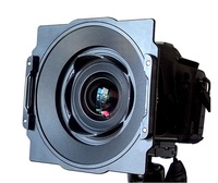 Wyatt Aluminum 150mm Square Filter Holder Support Bracket for Sony FE 12 24mm F4G Lens for Lee Hitech 150 series Filter