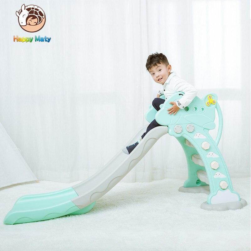 Infant Shining Baby jucărie muzică Slide prelungită Ingrosarea - Sport și în aer liber
