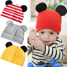 Knit Hat Cap Beanies Spring Girl Winter Baby Baby-Boy Kids Warm Cartoon New And Wool-Hat