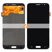 IFire J3 2016 lcd screen For Sam sung ga laxy J3 2016 J320 J320F J320A lcd display with touch screen digitizer assembly +tools(China)