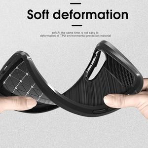 Image 5 - Чехол из углеродного волокна для Samsung Galaxy A70, противоударный чехол для телефона Samsung A50, A70s, A, 70 s, гибкий чехол бампер