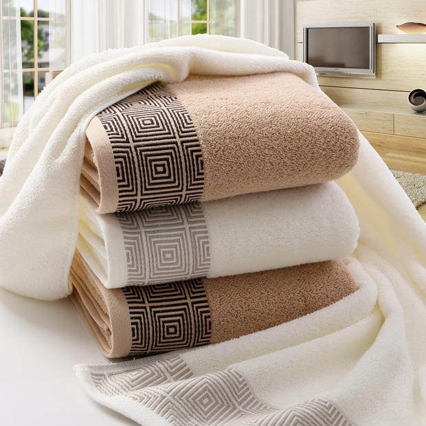 Face Towel Suppliers In Sri Lanka: Aliexpress.com : Buy 100% Cotton Soft Bath Towel 70x140cm
