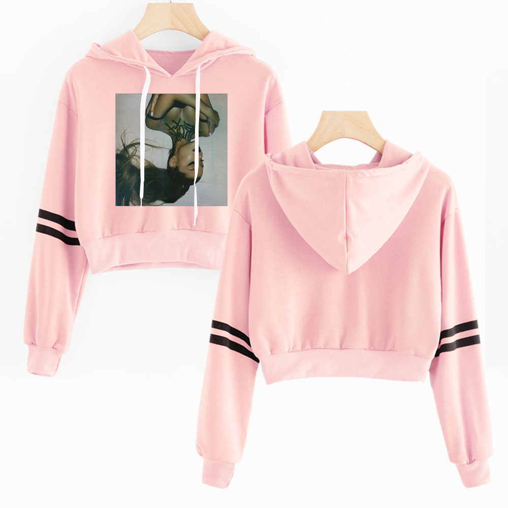 2019 Ariana Grande Hoodie Sweatshirts Serpents Streetwear Tops Spring Hoodies Female Hooded Harajuku Autumn Winter