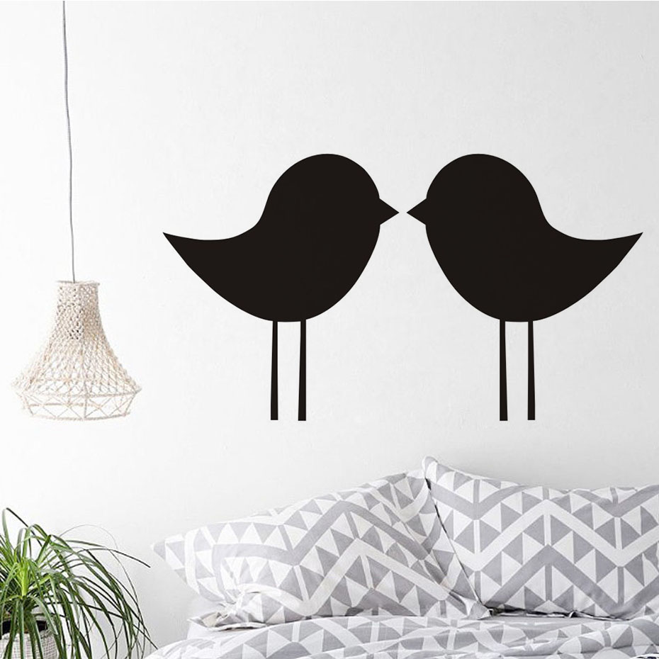 Simple Outline Size Personalized Color Wall Sticker