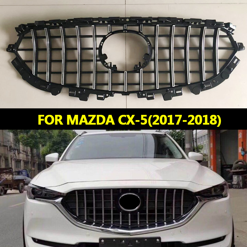 High Quality Front Racing Grille Mesh Running Board Mask