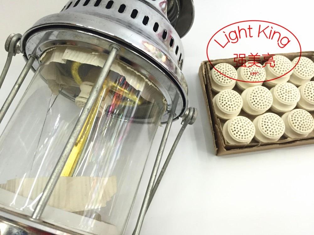 12PCS To A Lot PRESSURE LANTERN NOZZLE Improved Version Nigerian  Head Of Kerosene Vapor Lamp Fittings  Gas Lamp Dedicated