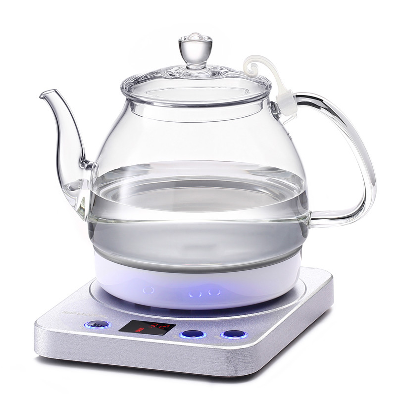 Glass raised pot multi-functional boiler automatic power supply kettle Safety Auto-Off Function glass electric kettle automatic power supply kettles automatic power supply safety auto off function