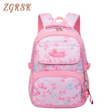 Children Backpacks School Bags For Teenagers Boys Girls Big Capacity School Backpack Waterproof Satchel Kids Book Bag Mochila недорого