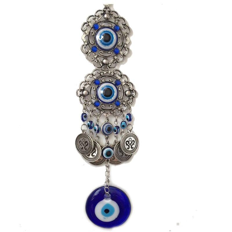 Aliexpress.com : Buy 10pcs/lot turkish evil eye wall ...