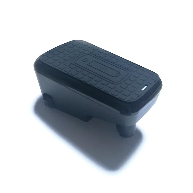 Voiture QI chargeur sans fil pour Volvo XC60 C60 V60 XC90 S90 V90 2018 2019 plaque de charge chargeur de téléphone portable accessoires pour iPhone - 6