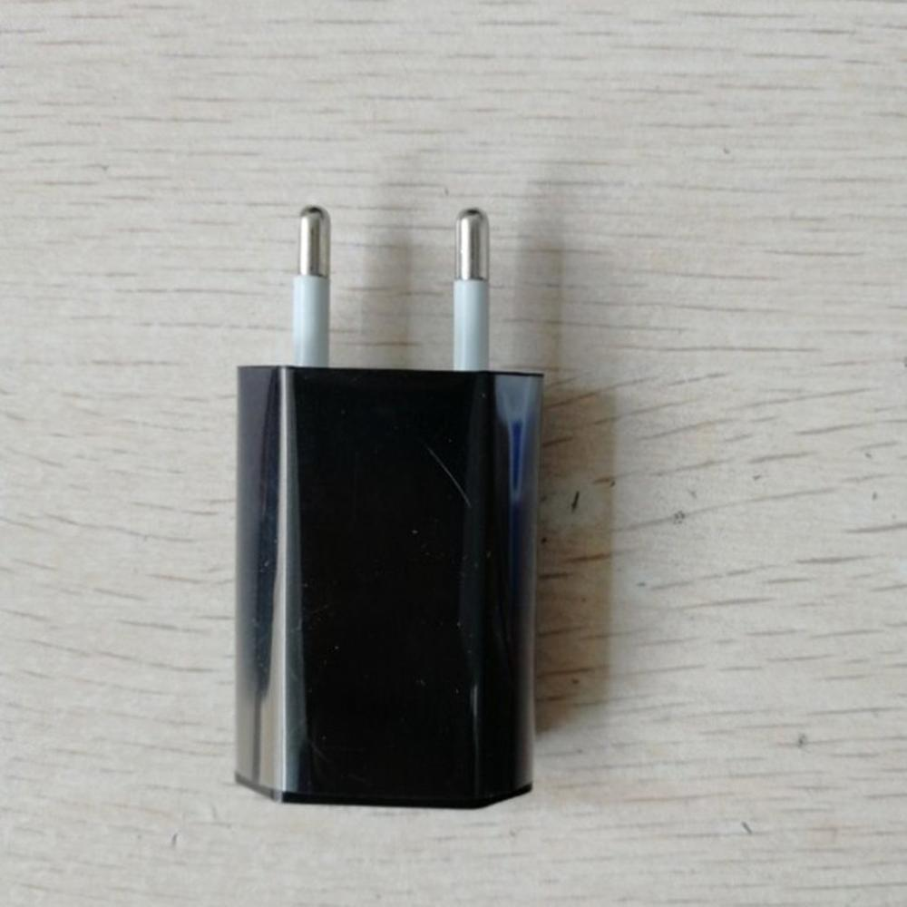 USB Wall Charger Charger Adapter 5V 500MA Single USB Port Quick Charger Socket For IPhone For Android Phone