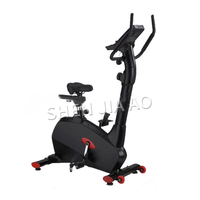 Indoor Magnetic Cycling Exercise Bike with 6KG Flywheel