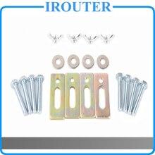 4pcs clamps for CNC…