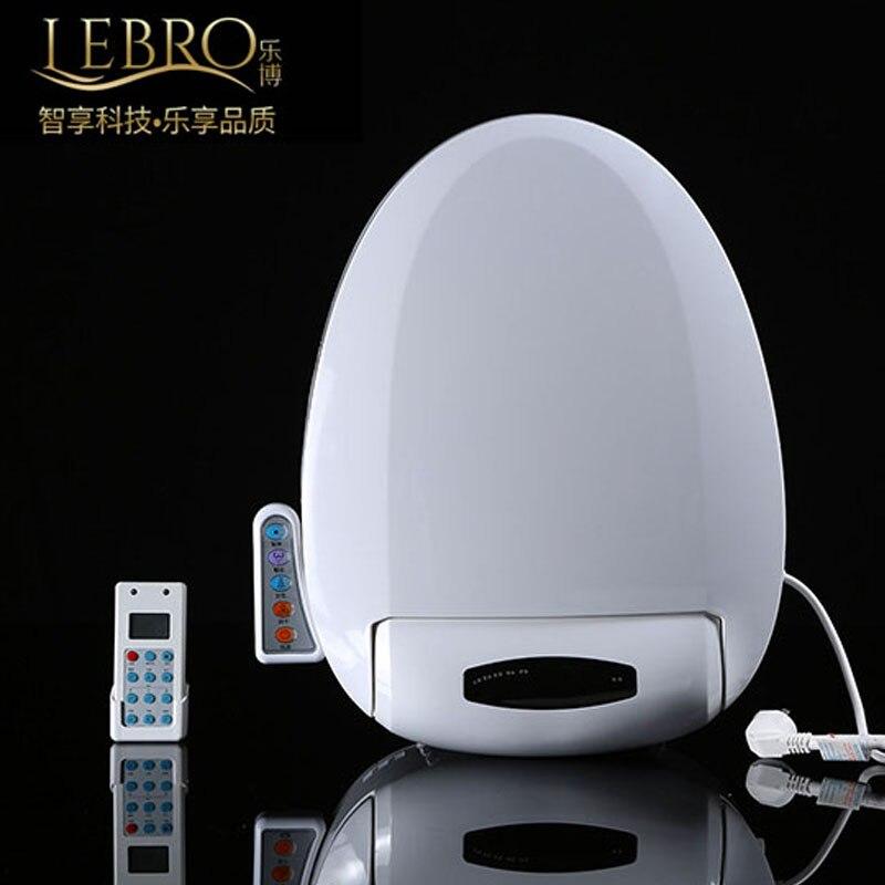 Smart Heated Toilet Seat Remote Control Intelligent Bidet Toilet Seat Heating WC Sitz Automatic Female Buttocks Washing Drying toilet seat