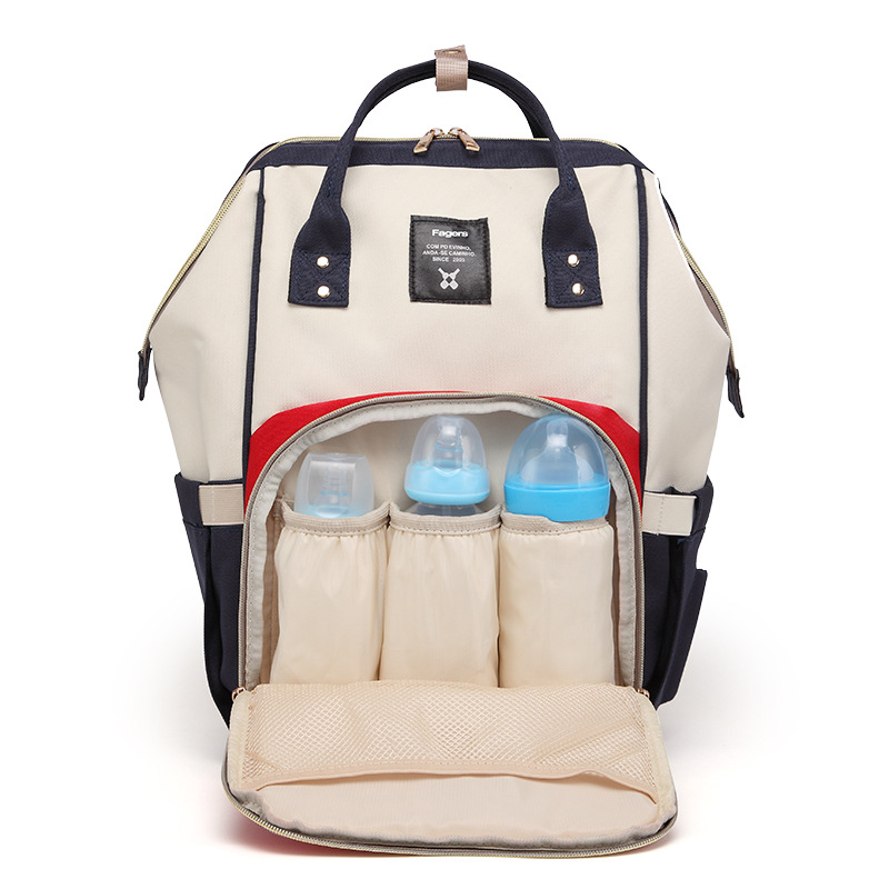 Fashion Mummy Diaper Bag Large Capacity Diaper Bag Travel Backpack Design Diaper Bag Multifunctional Nursery Diaper Backpack термосумки thermos сумка термос для мамы foogo large diaper fashion bag