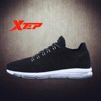 XTEP ספורט הריצה של 2017 גברים חמים חדשים חיצוני לנשימה האוויר Sole נעלי מגפי נעלי ספורט לגברים משלוח חינם 983319119279