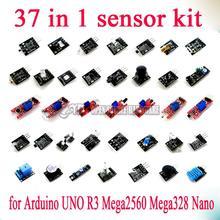 37 in 1 Sensor Module Kit  For Arduino UNO R3 Mega2560 Mega328 Nano